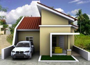 15 Model Teras Rumah Atap Miring Minimalis4