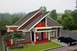 15 Model Teras Rumah Atap Miring Minimalis5