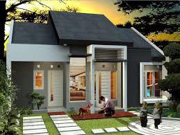 10 Model Rumah Impian Minimalis Sederhana Simpel 1