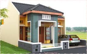 10 Model Rumah Impian Minimalis Sederhana Simpel 10