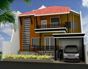 10 Model Rumah Impian Minimalis Sederhana Simpel 2