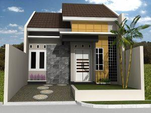10 Model Rumah Impian Minimalis Sederhana Simpel 4