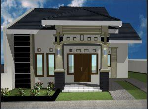 10 Model Rumah Impian Minimalis Sederhana Simpel 5