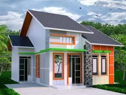 10 Model Rumah Impian Minimalis Sederhana Simpel 6