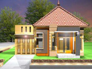 10 Model Rumah Impian Minimalis Sederhana Simpel 7