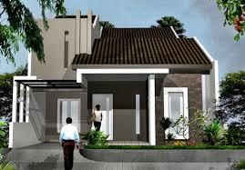 10 Model Rumah Impian Minimalis Sederhana Simpel 8