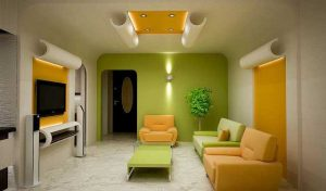 11 Model Warna Dalam Ruangan Indah dan Cerah10