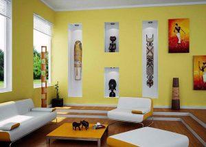 11 Model Warna Dalam Ruangan Indah dan Cerah3