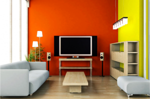 11 Model Warna Dalam Ruangan Indah dan Cerah4