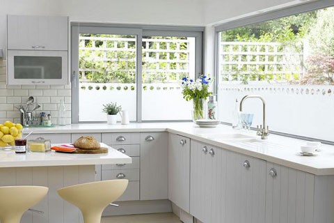 13 Gambar Jendela Dapur Minimalis Aman Rumah Impian