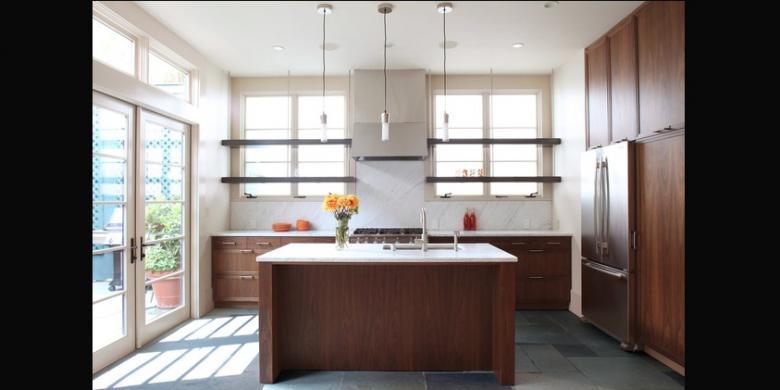 gambar jendela dapur