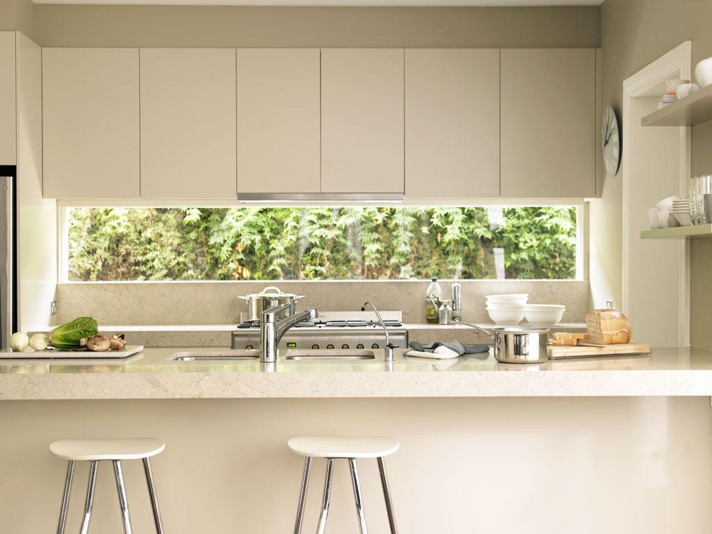Contoh Desain Jendela Dapur Gambar Desain Rumah Minimalis Total