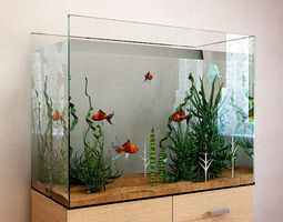 50 Contoh Aquarium Ikan Hias Air Tawar Dan Air Laut