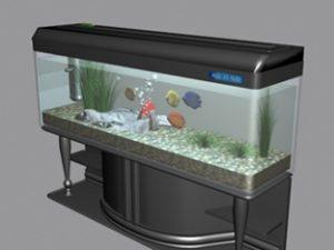 15 Desain Contoh Model Aquarium Minimalis6