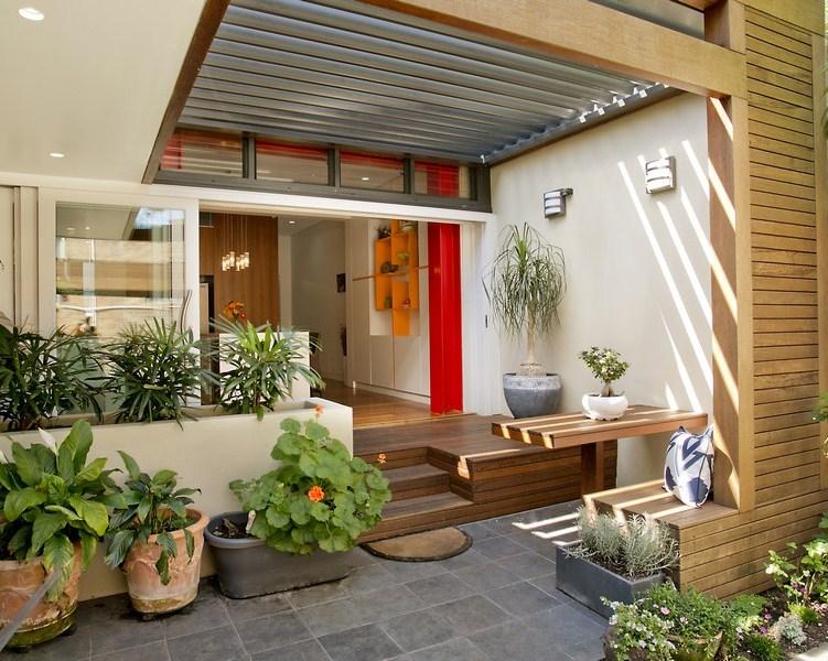 17 model teras rumah minimalis keren rumah impian