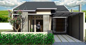 17 Model Teras Rumah Minimalis Keren8