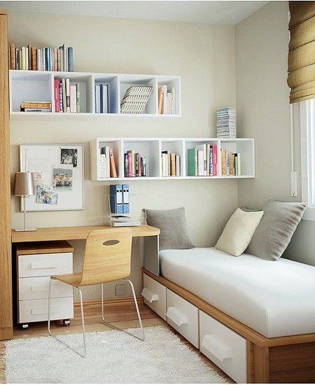 Interior Kamar Tidur Minimalis Ukuran 2x2 10 gambar desain kamar kecil tanpa lemari minimalis rumah