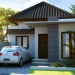15 Desain Rumah Minimalis 1 Lantai Tampak Depan