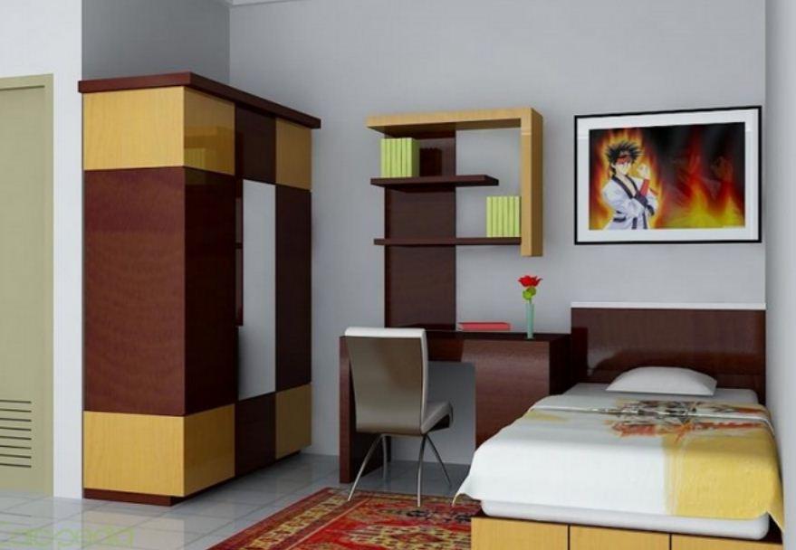 20 Contoh Desain Kamar Tidur Sederhana Minimalis Rumah Impian