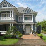 17 Model Rumah Klasik Modern 2 Lantai Mewah