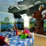 15 Contoh Motif Wallpaper Kamar Tidur Anak Kreatif