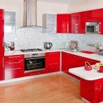 14 Contoh Kabinet Dapur Terbaru Modern