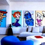 Cara Membuat Lukisan Pop Art Dinding Kreatif