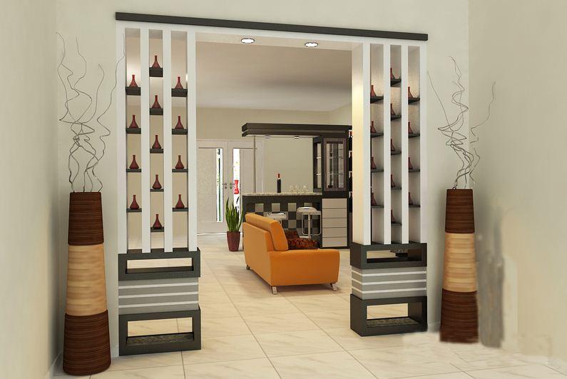 15 model partisi ruangan rumah minimalis modern rumah impian