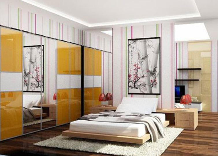 20 contoh desain kamar tidur sederhana minimalis rumah