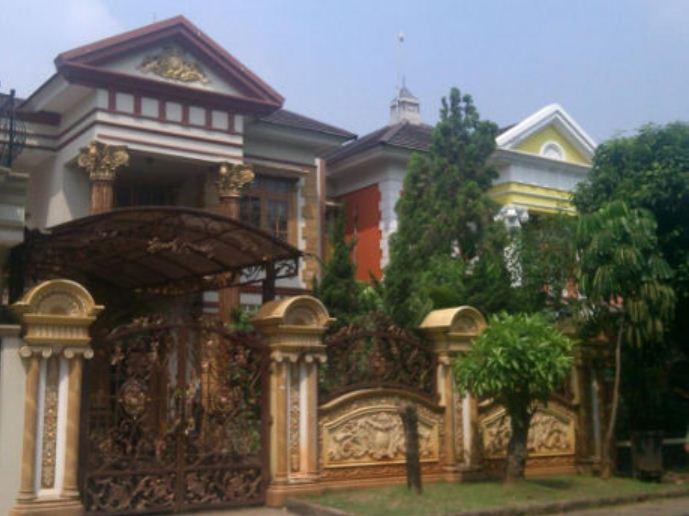 Model rumah mewah artis indonesia Contoh Rumah Minimalis