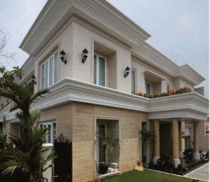 4 rumah mewah artis indonesia termahal rumah impian