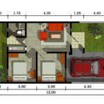 12 Sketsa Rumah Minimalis Modern Sederhana
