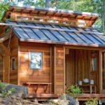 17 Desain Rumah Kayu Minimalis Modern