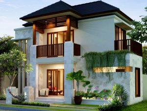 25 gambar desain rumah tingkat minimalis modern   rumah impian