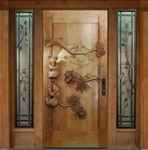 45 Model Daun Pintu Rumah Minimalis Terbaru   RUMAH IMPIAN