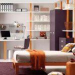27 Desain Kamar Tidur Unik Ukuran Kecil Mewah