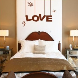 15 contoh hiasan dinding kamar tidur kreatif | rumah impian