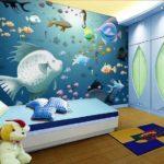 42 Contoh Lukisan di Dinding Kamar Anak-anak dan Remaja