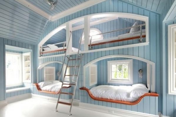43 Desain Kamar Tidur Unik Terbaru Kreatif Rumah Impian