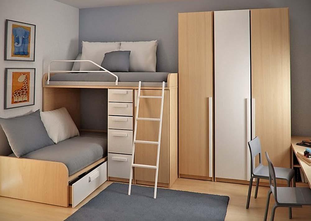 30 desain renovasi kamar kost sempit modern rumah impian