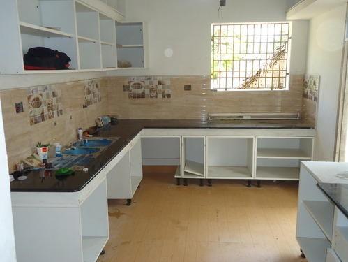 Desain Dapur Minimalis Tanpa Kitchen Set Rumah Joglo Limasan Work
