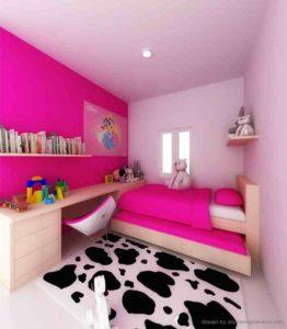 24 desain kamar tidur sempit minimalis ukuran 3x3 | rumah