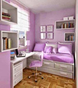 6 cara menata kamar tidur sempit agar terlihat luas