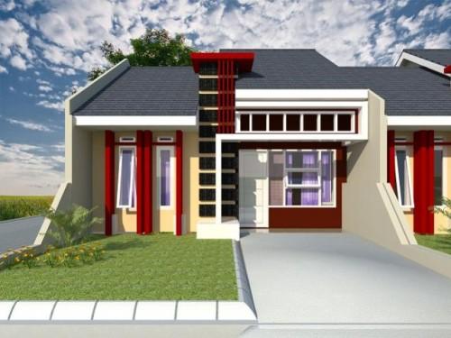 14 Desain Rumah Minimalis Type 45 Terbaru Rumah Impian