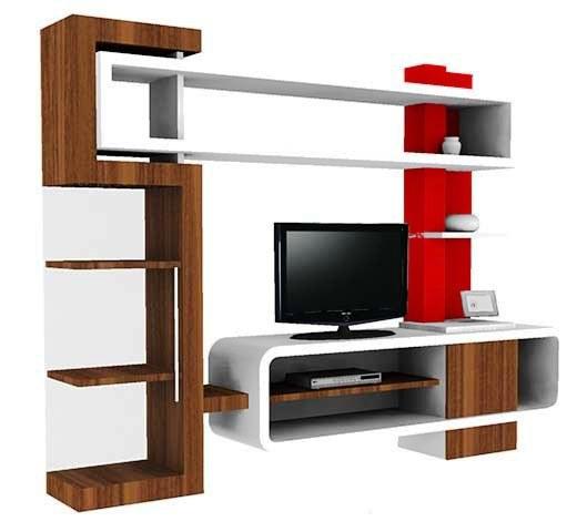 20 Model Rak TV Minimalis Multifungsi Terbaru