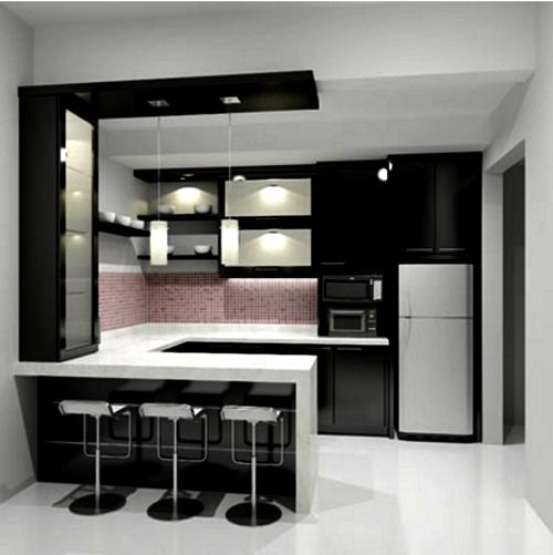 Image Result For Ruang Keluarga Menyatu Dengan Dapur