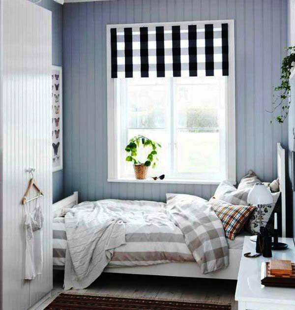 Interior Kamar Tidur Minimalis Ukuran 2x2 16 desain kamar tidur kecil minimalis modern rumah impian
