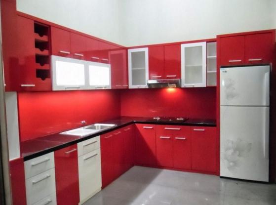 daftar harga dan model kitchen set minimalis modern