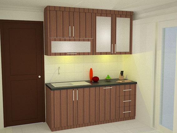 Kitchen set rayap - 13 Desain Dapur Sederhana Unik Minimalis Rumah Impian
