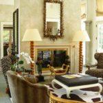23 Desain Ruang Tamu Klasik Modern